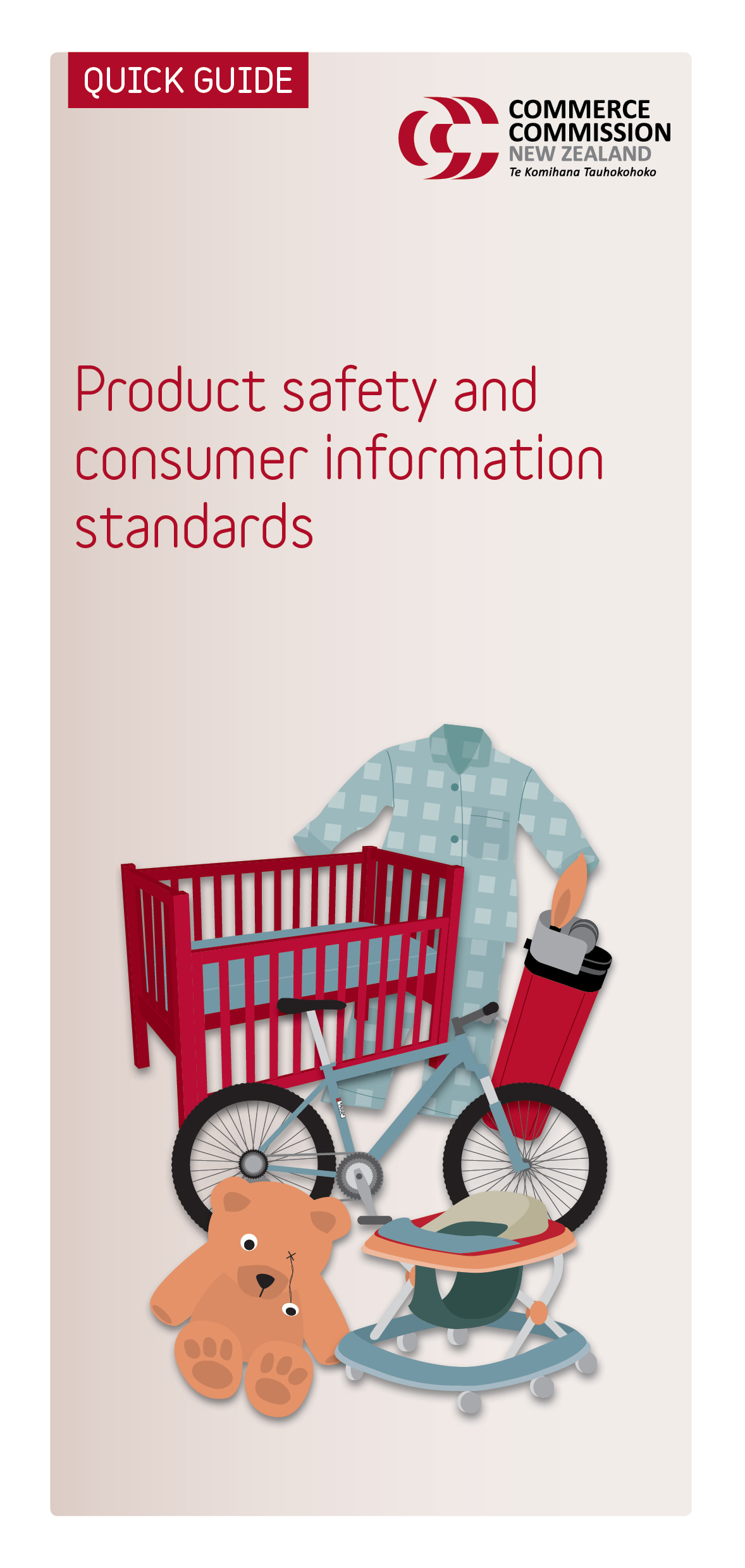 Product Safety and consumer info standards – Quick guide