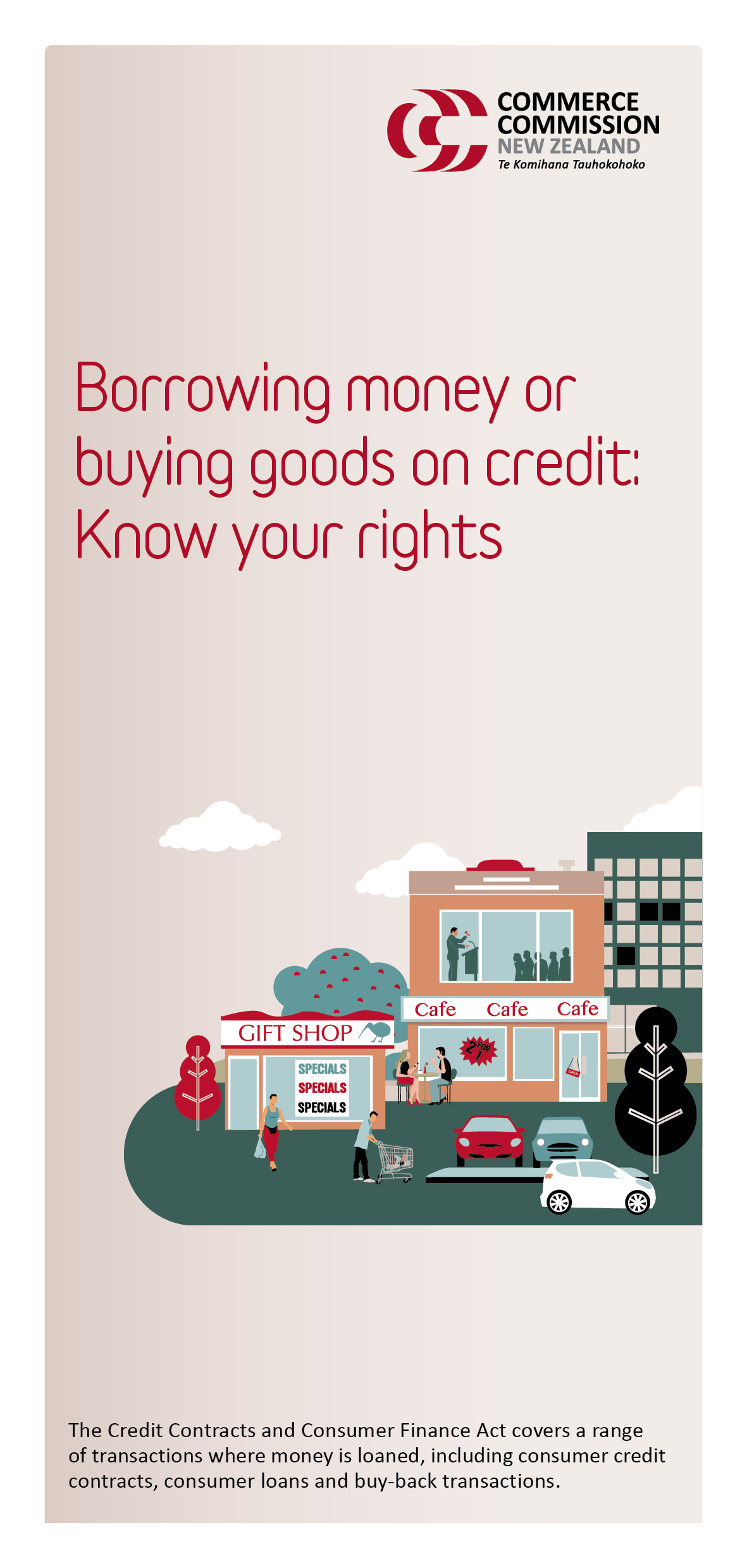 Know your rights as a consumer – CCCFA